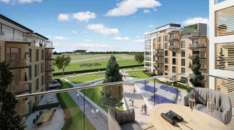 Kempton Courtyard Proposed Development